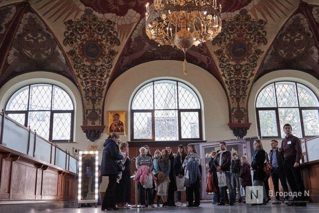 Победители проекта «В городе N» побывали на эксклюзивной экскурсии в Госбанке на Большой Покровской - фото 31