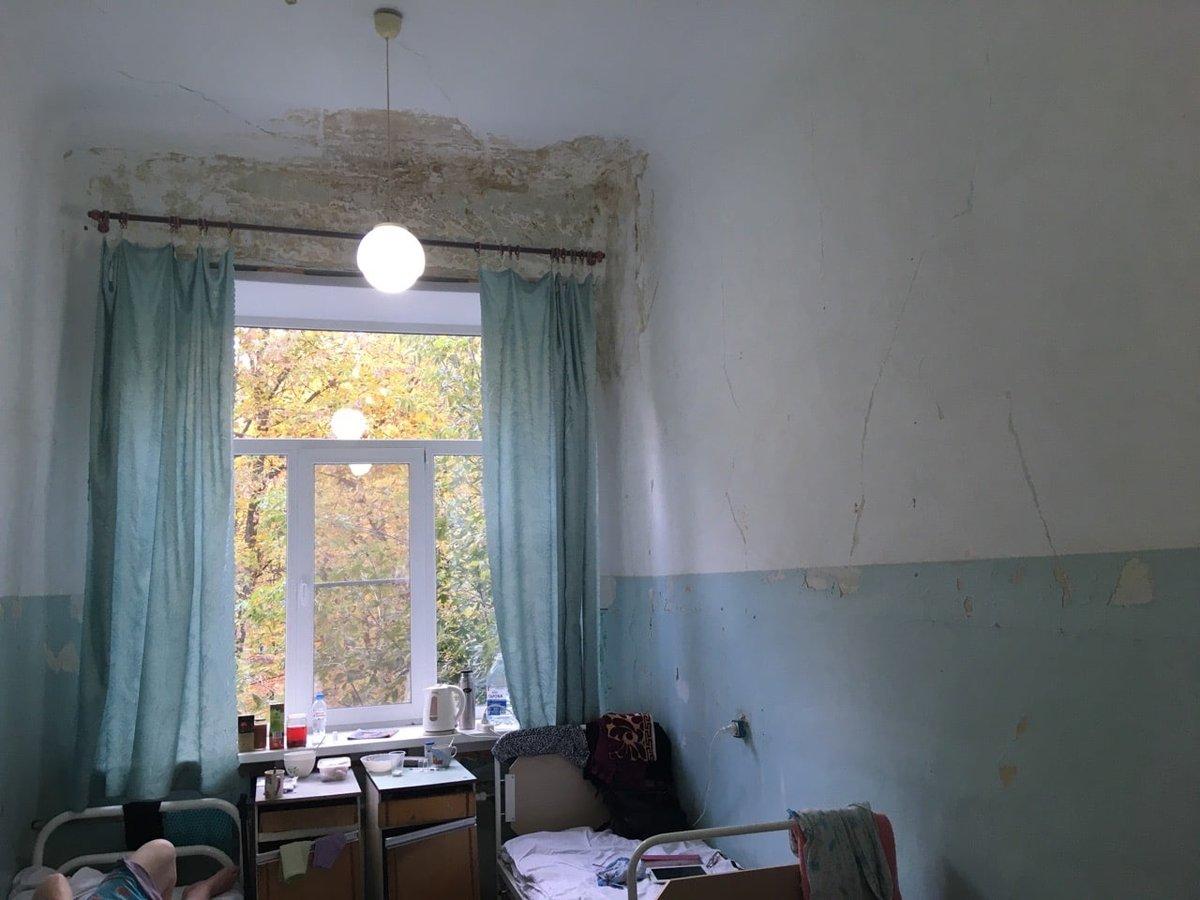 Истребить тараканов и залатать дыры в стенах предписали Выксунской больнице - фото 1