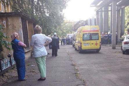 Массовое убийство на заводе «ГАЗ»