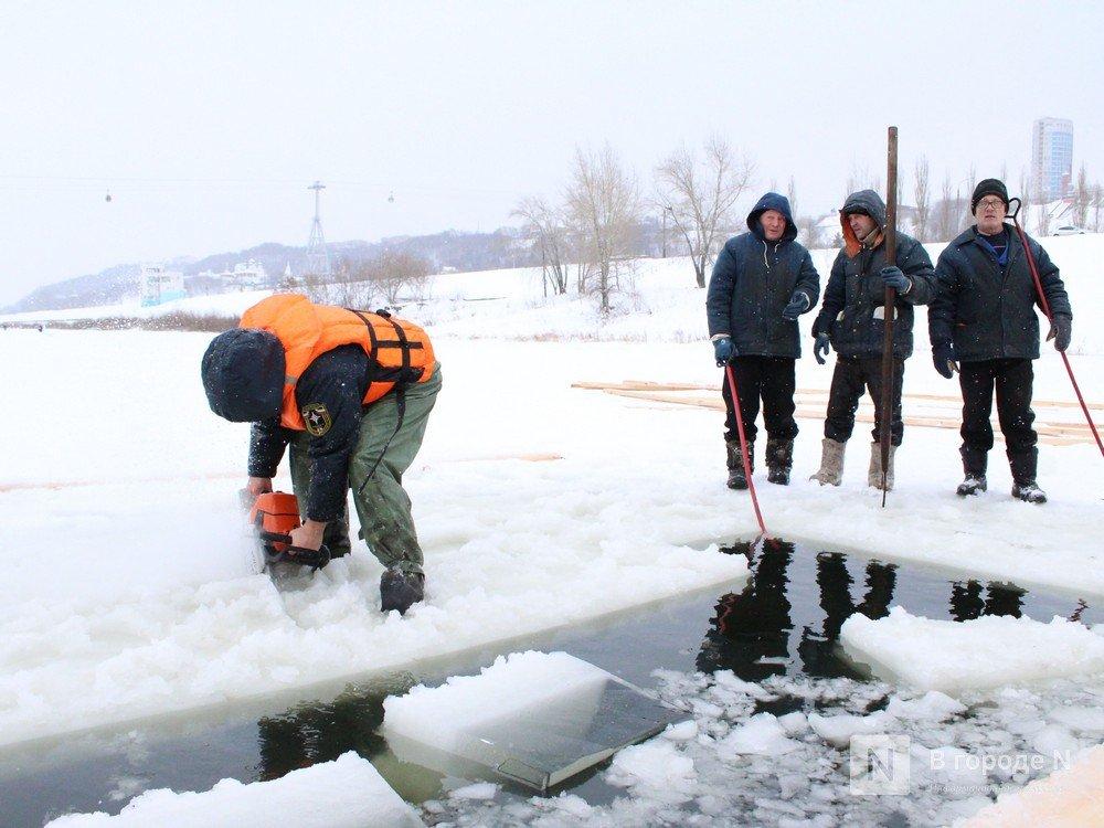 Семь купелей оборудуют в Нижнем Новгороде к Крещению