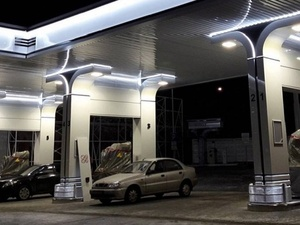 Автозаправку в Балахне закрыли за долги