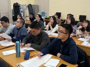 В НГТУ начала работу «Зимняя школа» для студентов из КНР