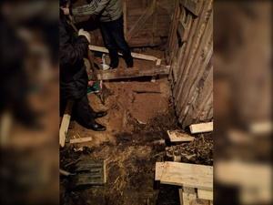 Задержан бизнесмен, зарубивший топором напарника в Бутурлинском районе