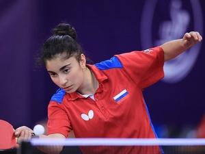 Нижегородские теннисистки завоевали серебро на юношеском первенстве Европы