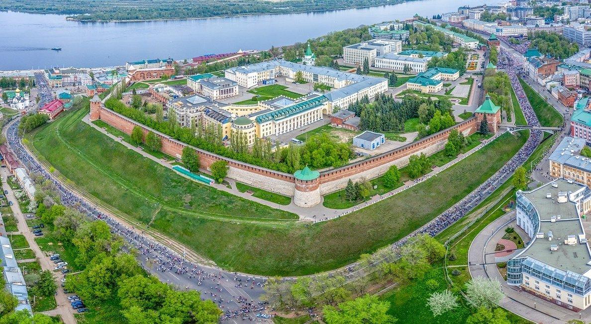 Нижний Новгород принимает участие в 6 нацпроектах из 12-и - фото 1