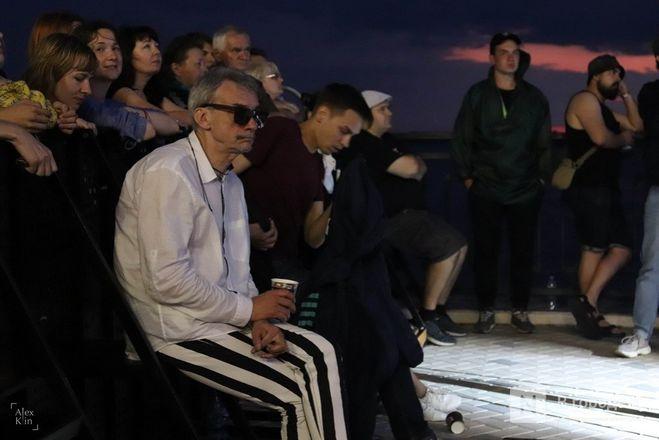 Над Нижним Новгородом прозвучал «Рок чистой воды»: люди, музыка, экология - фото 47