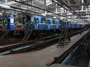 Конкурс на ремонт вагонов нижегородского метро не состоялся