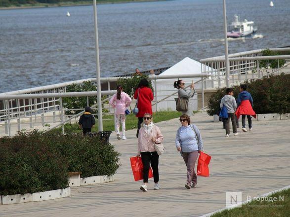 Праздник в пандемию: как Нижний Новгород отметил 799-летие - фото 90