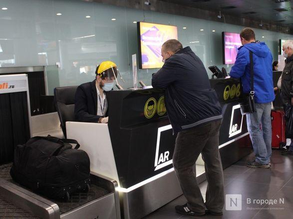 «Антикоронавирусные» кабины для багажа появились в нижегородском аэропорту - фото 9