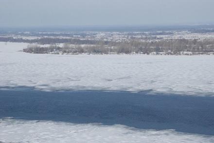 Период половодья в Нижегородской области будет спокойным