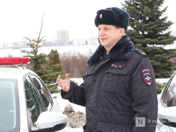 13 новых машин поступило на службу нижегородским сотрудникам ГИБДД - фото 7