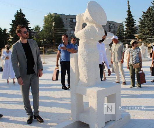 «Впередсмотрящий» и «Бесконечность»: новые скульптуры украсят Нижне-Волжскую набережную - фото 30