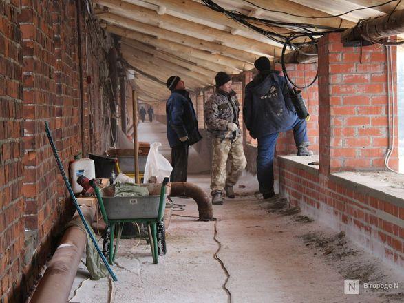 Круговой маршрут по стене нижегородского кремля откроется в августе - фото 6