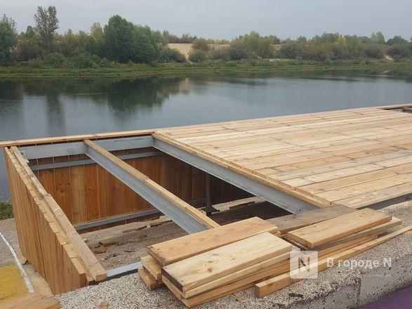 Основные работы на набережной Гребного канала завершатся в сентябре - фото 4