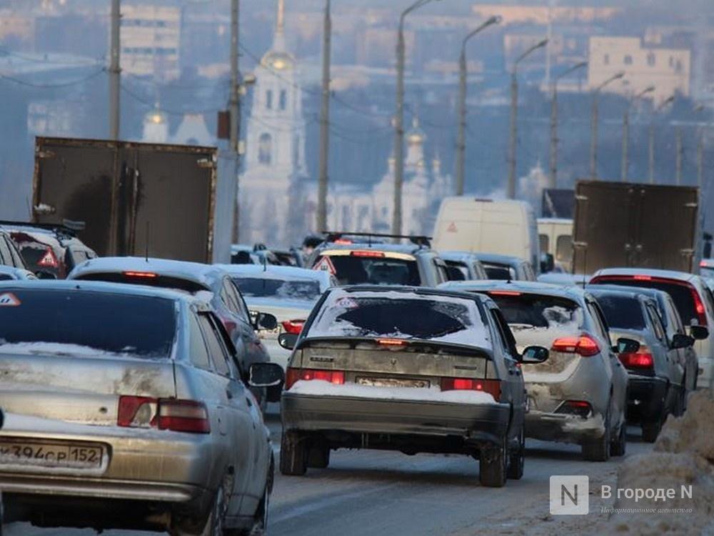 На еще девяти участках в Нижнем Новгороде запретят парковку с января - фото 1