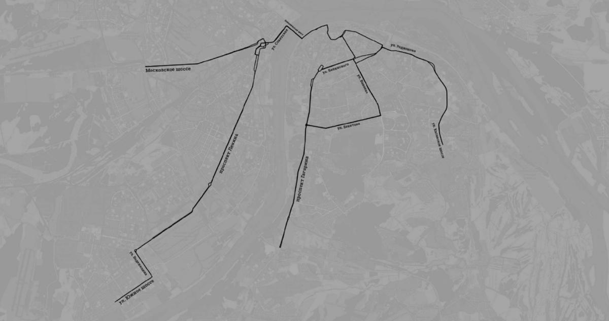 Необходимость выделенных полос доказана на примере Нижнего Новгорода - фото 2