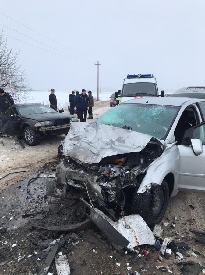 Водитель иномарки погиб в ДТП в Арзамасском районе - фото 2