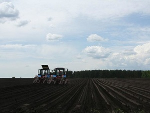В Нижегородской области начался сев яровых