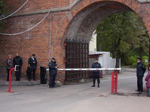 Нижегородский кремль эвакуировали из-за сообщений о бомбе (ФОТО)
