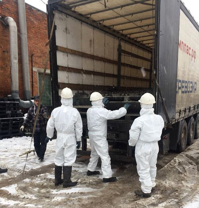 Опасные отходы вывезены с завода «РУМО» в Нижнем Новгороде после вмешательства Росприроднадзора