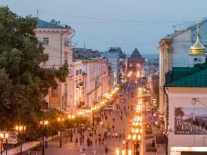 На освещение Нижнего Новгорода добавят 62 миллиона рублей