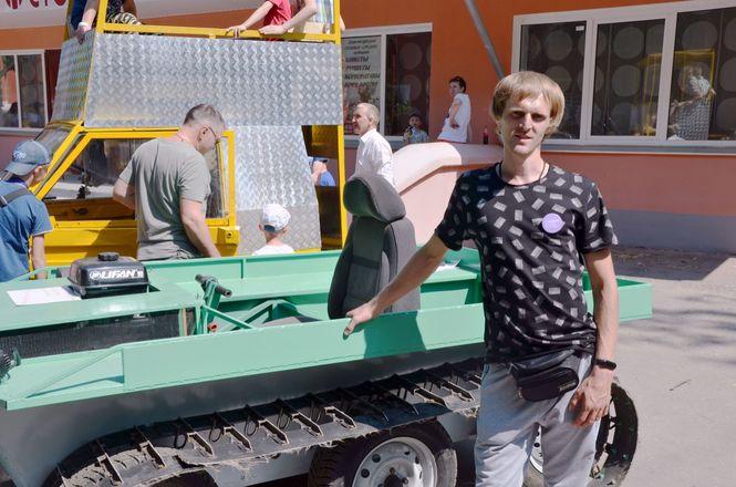 По стопам Кулибина: фестиваль изобретателей Rukami впервые прошел в Нижнем Новгороде - фото 38