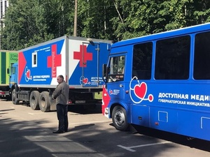 «Поезда здоровья» посетят 126 населенных пунктов Нижегородской области