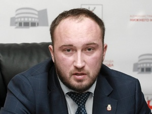 Заместитель мэра Нижнего Новгорода Роман Колосов ушел на другую работу