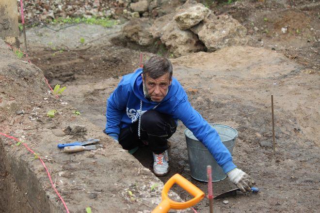 Новые находки на старом кладбище: что обнаружили археологи в Нижегородском кремле - фото 19
