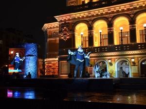Год театра в России открылся в Нижнем Новгороде спектаклем Никиты Михалкова