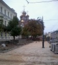 Торжественное открытие улицы Рождественская состоится в День народного единства