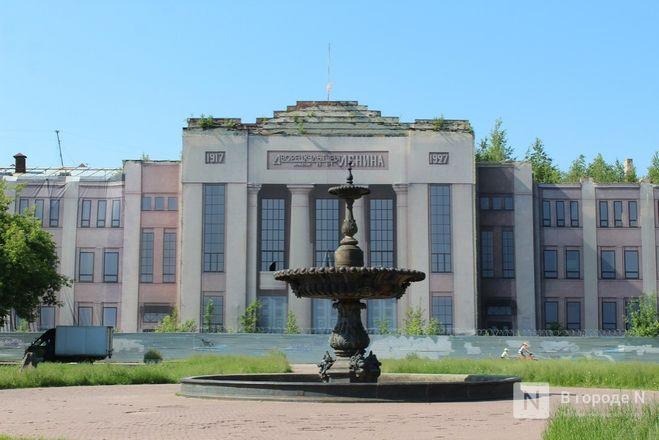 Здесь пела Пугачева: во что превратился нижегородский ДК имени Ленина  - фото 101