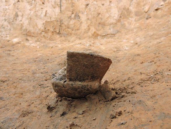 На окраине Нижнего Новгорода нашли захоронение II тысячелетия до нашей эры - фото 3