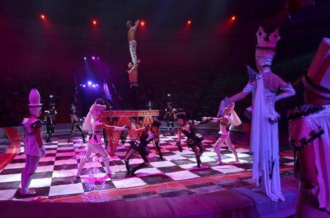 Шоу Гии Эрадзе «5 КОНТИНЕНТОВ» — праздник, который захочется увидеть снова - фото 7