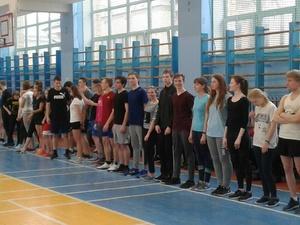 «Спорт для всех» объединил студентов вузов города