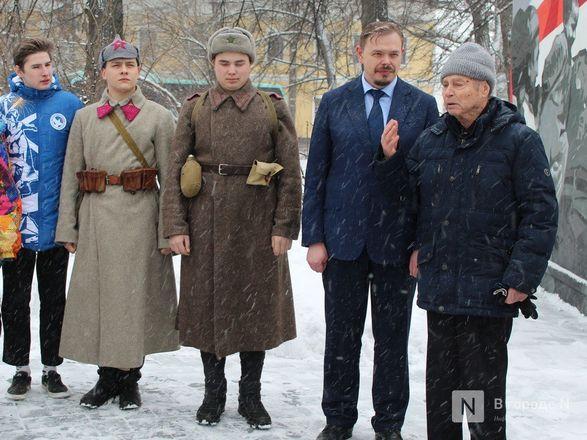 Стрит-арт в честь 75-летия Победы создали в кремле нижегородские художники - фото 22