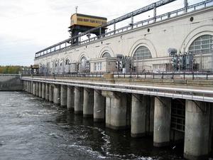 Эксплуатант Горьковской плотины опроверг заявление о неустойчивости гидротехнического сооружения