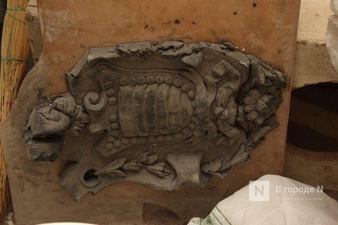 Реставрация исторической лепнины началась в нижегородском Дворце творчества - фото 17