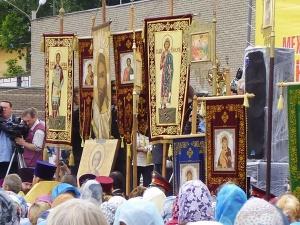 Православная выставка на Нижегородской Ярмарке