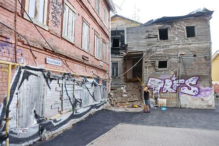 Граффити-маршрут по местам киносъемок стартовал в Нижнем Новгороде