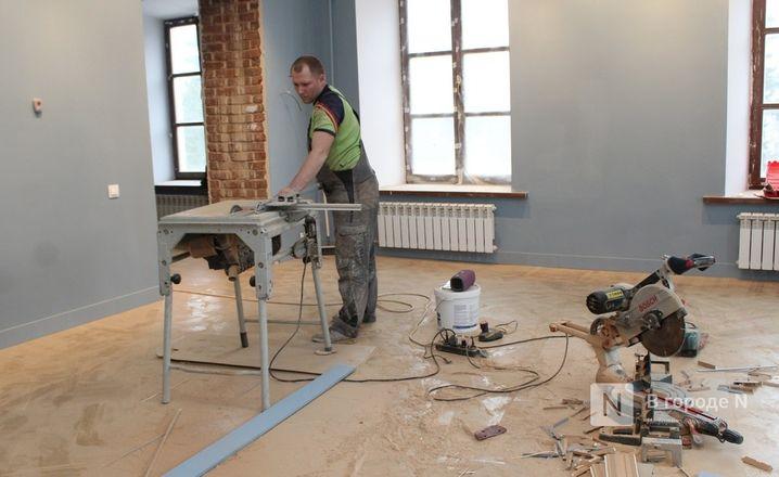 Более чем в 200 млн рублей обошлась реставрация Нижегородского государственного художественного музея - фото 1