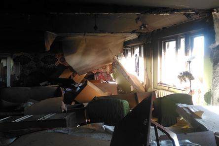 Пострадавшие от взрыва газа в доме на улице Краснодонцев семьи получили помощь в размере 1,2 млн рублей