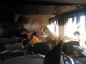Названа вероятная причина взрыва газа на улице Краснодонцев