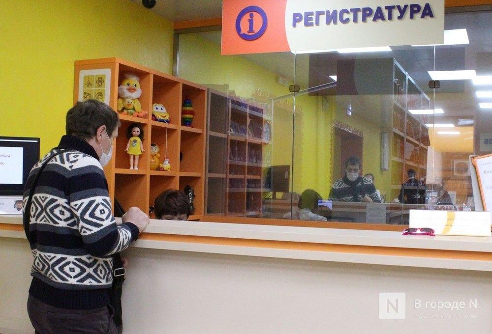 Нижегородскую поликлинику № 1 отремонтируют за 7 млн рублей - фото 1