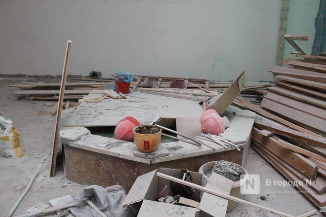 Реставрация Дворца творчества в Нижнем Новгороде выполнена на 10% - фото 18