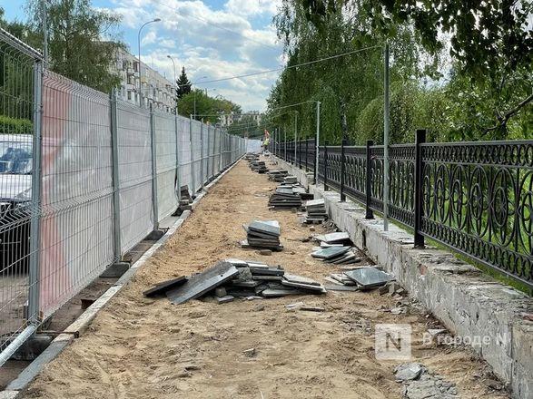 Салют над стройкой: каковы шансы подрядчиков благоустроить Нижний Новгород до юбилея - фото 33