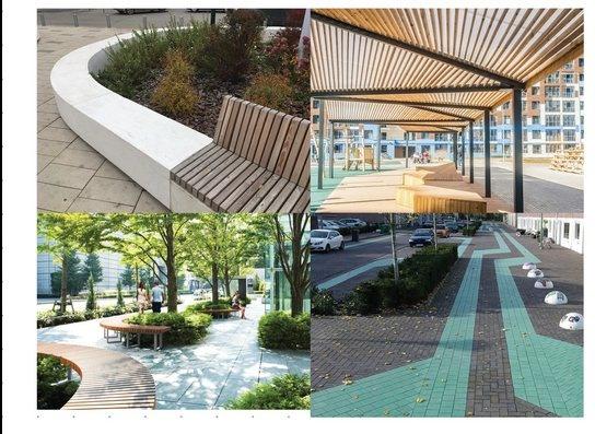 Деревянные павильоны и скульптуру предложено установить около нижегородской станции канатной дороги - фото 3