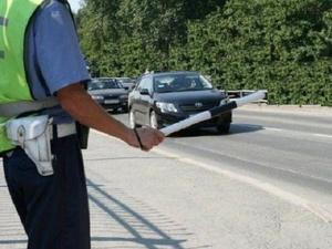 На трассе Нижний Новгород — Москва ловили водителей-должников