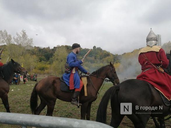 Нижегородцы стали участниками средневекового сражения  - фото 3