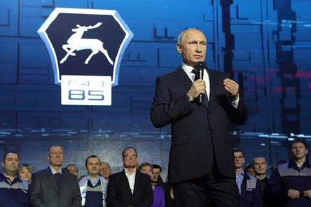 Более 77% нижегородцев поддержали Владимира Путина